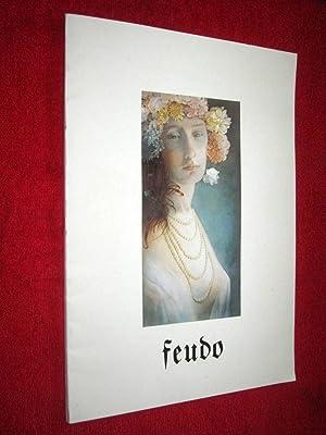 Rossana Feudo Pani, (1994 Galeria Ca D'Oro Exhibition Catalogue.): Pani, Rossana Feudo.