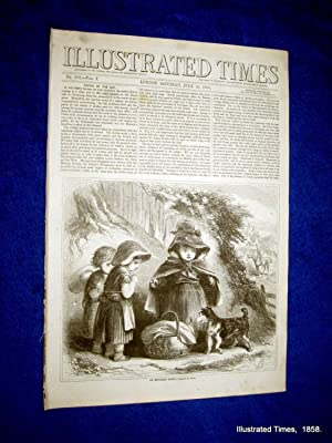 Illustrated Times. No. 173. 24 July 1858.: Thomas Fox., Illustrated