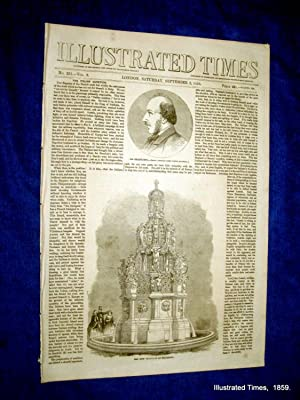 Illustrated Times. No. 231. 3 September 1859.: Thomas Fox., Illustrated Times.
