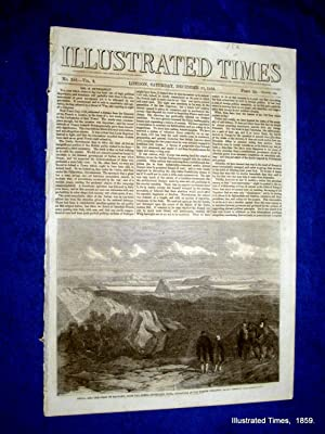 Illustrated Times. No. 247. 24 December 1859 + Christmas Supplement.: Thomas Fox., Illustrated ...