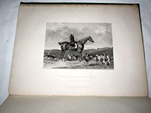 Sporting. Embellished by Large Engravings and Vignettes Illustrative of British Field Sports, From ...