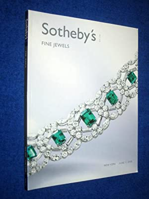 Fine Jewels 7 June 2006 Sotheby S New York Auction Catalogue N08212