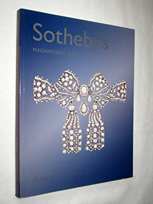 Magnificent Jewels, 14th February 2006. Sotheby's St Moritz Auction Catalogue. GE0601: Sotheby...