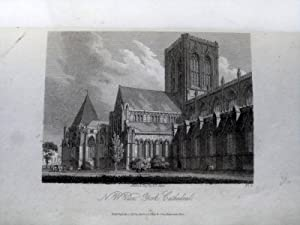 History and Antiquities of the Metropolitical Church of York.
