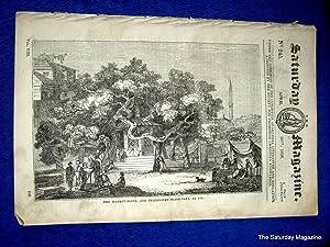 The Saturday Magazine No 245, COS Greece, DUM DUM India, 1836,: John William Parker, Saturday ...