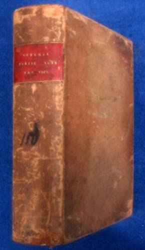 A Collection of the Public General Statutes, Passed in the Eighth & Ninth Year of the Reign of ...