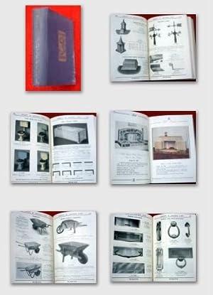 Skeet and Jeffes Ltd Essjay Ltd Woking Catalogue 1950. Ironmongers & Builder's Merchant.: ...