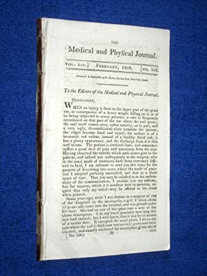 The Medical and Physical Journal, 1808 February,: Bradley, T., R.