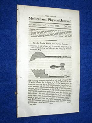 The Medical and Physical Journal, 1817 April.: Various.