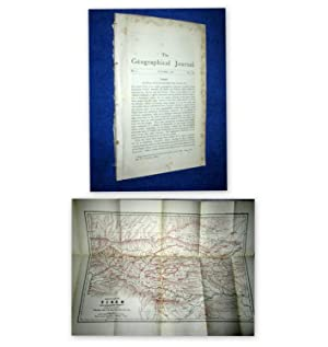 The Geographical Journal. 1898, October. Tirah, Kavirondo, Argentine Geography & Ancient ...
