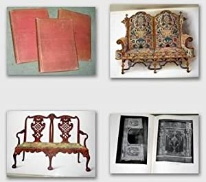 A History of English Furniture: The Age of Mahogany, Satinwood, Walnut. Price is Per Volume.: ...