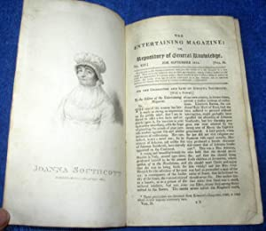 The Entertaining Magazine, or, Repository of General Knowledge.1814 Sept, Joanna Southcott (with ...