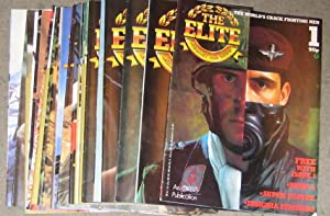 The Elite, Against All Odds Magazine. Issues 1,2,3,4,5,6,7,8,9,10,11, ...