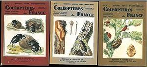 Atlas des coléoptères de France, 3 fasc.: AUBER Luc