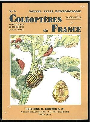 Atlas des coléoptères de France, fasc. III: AUBER Luc