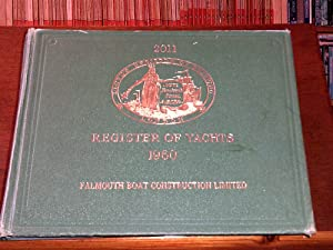 Register of Yachts 1960: Falmouth Boat Construction Limited