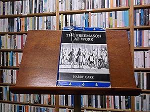 The Freemason at Work: Carr, Harry