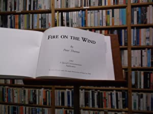 Fire on the Wind; The Exeter Blitz Illustrated: Thomas, Peter