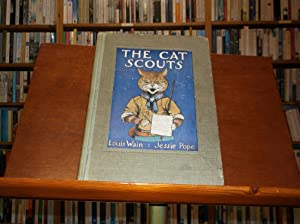 The Cat Scouts: Pope, Jessie