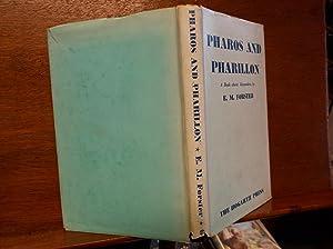 Pharos and Pharillon: Forster, E. M.