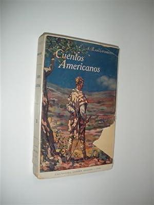 CUENTOS AMERICANOS. (DRAMAS MÍNIMOS): R. BLANCO FOMBONA