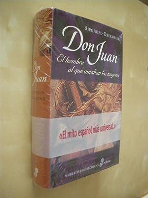 DON JUAN. EL HOMBRE AL QUE AMABAN: SIEGFRIED OBERMEIER