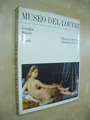 MUSEO DEL LOUVRE: MAURICE SERULLAZ - CHRISTIAN POUILLON