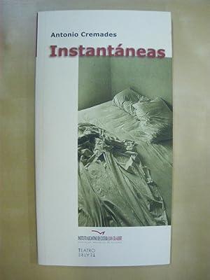INSTANTANEAS: ANTONIO CREMADES