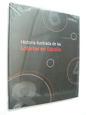 HISTORIA ILUSTRADA DE LAS LOTERÍAS EN ESPAÑA: ROBERTO GARVÍA