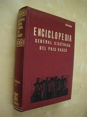 ENCICLOPEDIA GENERAL ILUSTRADA DEL PAÍS VASCO. LITERATURA.: VV.AA.