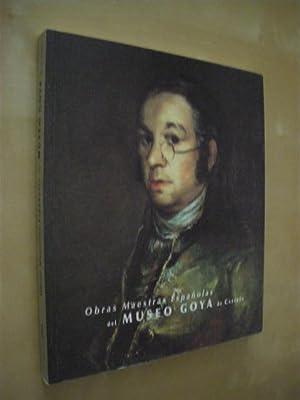 OBRAS MAESTRAS ESPAÑOLAS DEL MUSEO GOYA DE: JEAN LOUIS AUGÉ