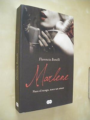 MARLENE. NACE EL TANGO, NACE UN AMOR: FLORENCIA BONELLI