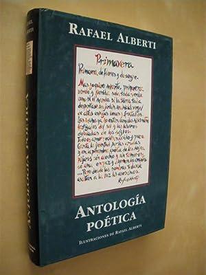 ANTOLOGÍA POÉTICA: RAFAEL ALBERTI