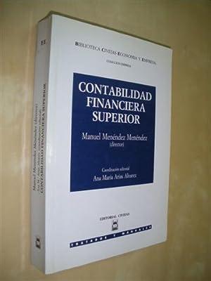 CONTABILIDAD FINANCIERA SUPERIOR: ANA MARIA ARIAS