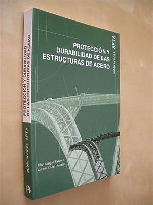 PROTECCIÓN Y DURABILIDAD DE LAS ESTRUCTURAS DE: PILAR NAVAJAS RAMIREZ