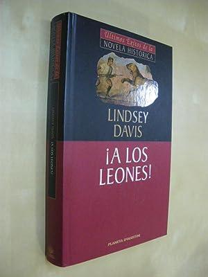 A LOS LEONES!: LINDSEY DAVIS