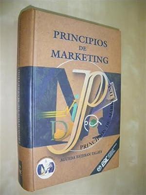 PRINCIPIOS DE MARKETING: AGUEDA ESTEBAN TALAYA - JESUS GARCIA DE MADARIAGA MIRANDA - MARIA JOSE ...