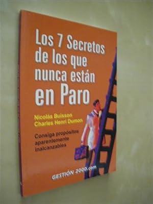 LOS 7 SECRETOS DE LOS QUE NUNCA: NICOLÁS BUISSON -
