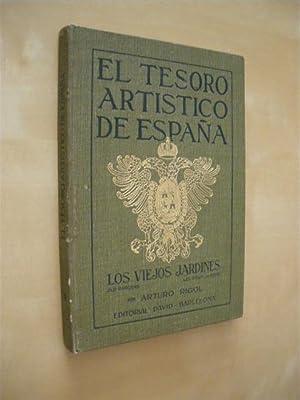 LOS VIEJOS JARDINES: ARTURO RIGOL