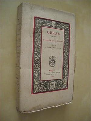 BIBLIOTECA DE AUTORES MEXICANOS Nº19. TOMO I.: JOSE DE JESUS