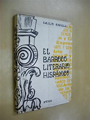 EL BARROCO LITERARIO HISPANICO: EMILIO CARILLA