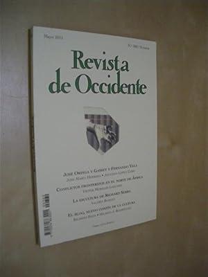 REVISTA DE OCCIDENTE. Nº 360. MAYO 2011: JOSÉ MARÍA HERRERA
