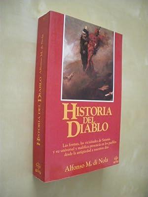 HISTORIA DEL DIABLO: ALFONSO M. DI NOLA