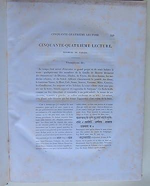 Harivansa ou Histoire de la Famille de Hari, Ouvrage Formant un Appendice du Mahabharata; Three ...