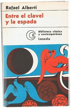 Rafael Alberti Clavel Espada Abebooks