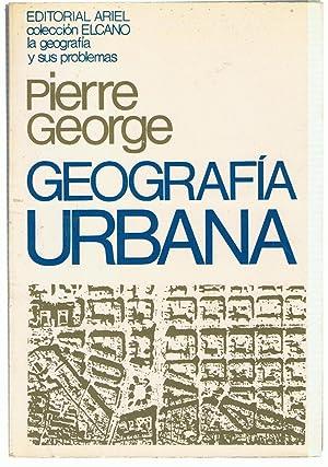 GEOGRAFÍA URBANA: George. Pierre