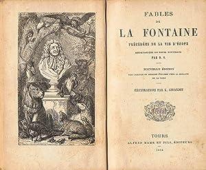FABLES DE LA FONTAINE PRÉCÉDÉES DE LA: Fontaine
