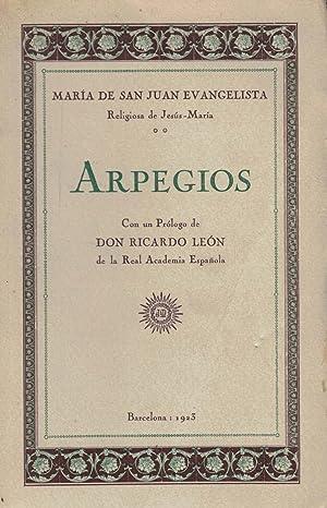 ARPEGIOS.: San Juan Evangelista.