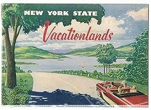 NEW YORK STATE. VACATIONLANDS.: New York.