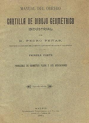 CARTILLA DE DIBUJO GEOMÉTRICO INDUSTRIAL.: Peñas, Pedro